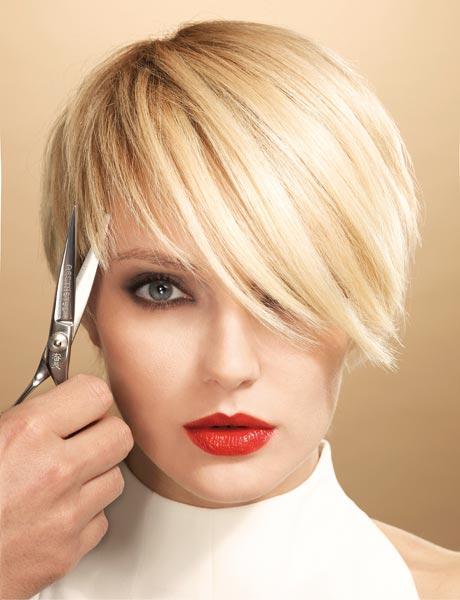 Immagini tagli capelli corti lisci