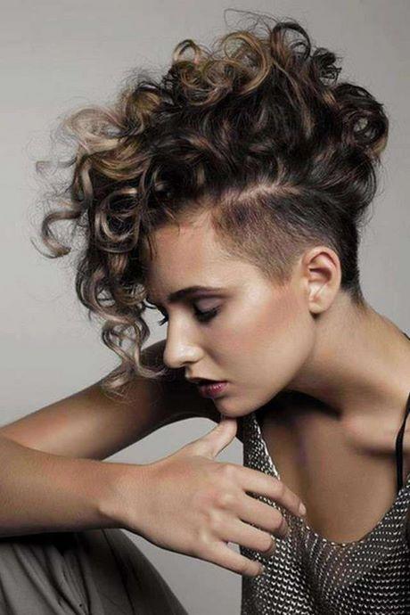 Tagli capelli ricci autunno inverno 2020