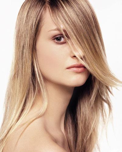 Taglio bob capelli fini