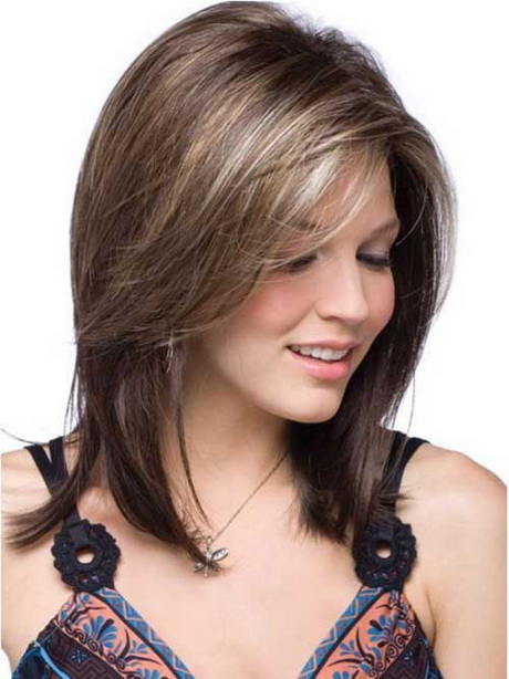 medium hair style photos tagli di media lunghezza 6121